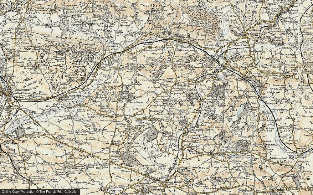 Ton Breigam, 1899-1900