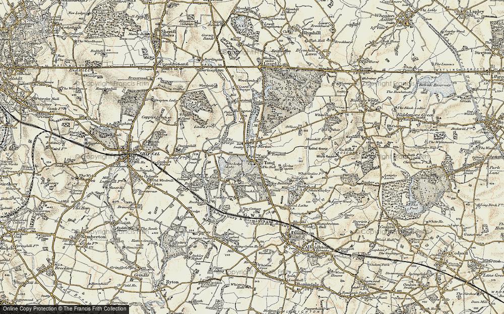 Tong, 1902