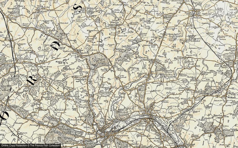 Tonwell, 1898-1899