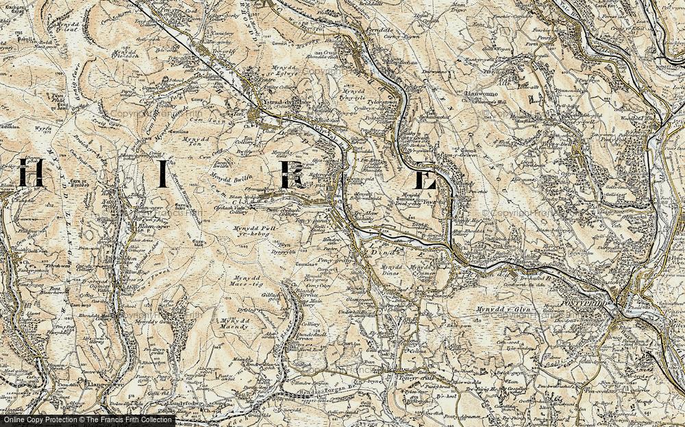 Tonypandy, 1899-1900