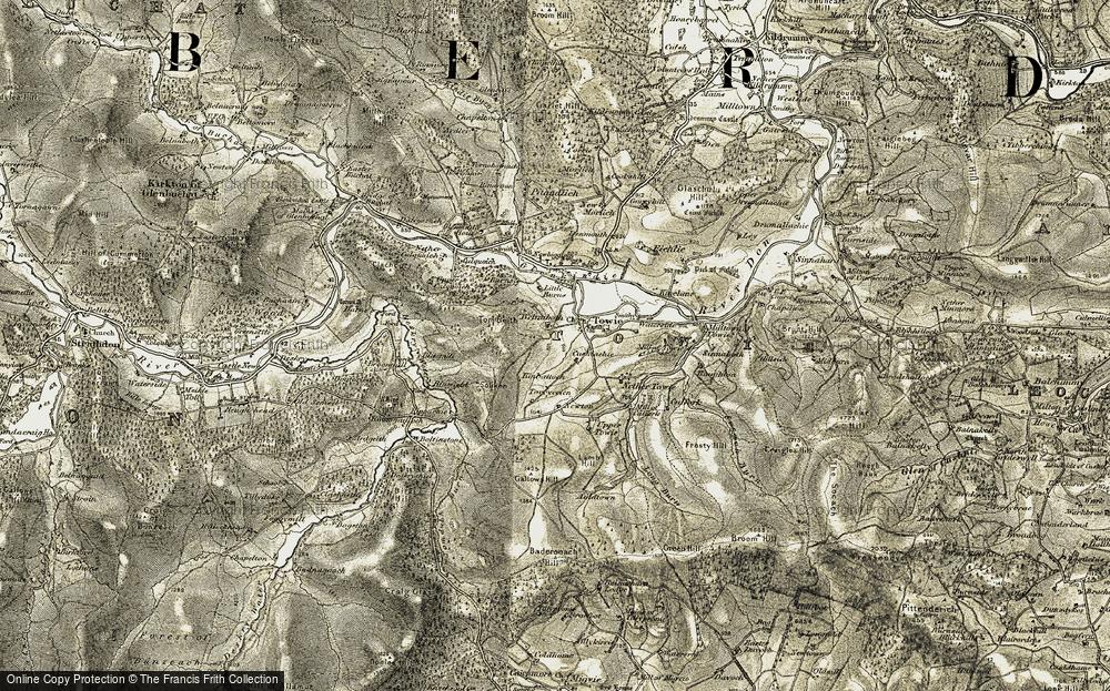 Towie, 1908-1909
