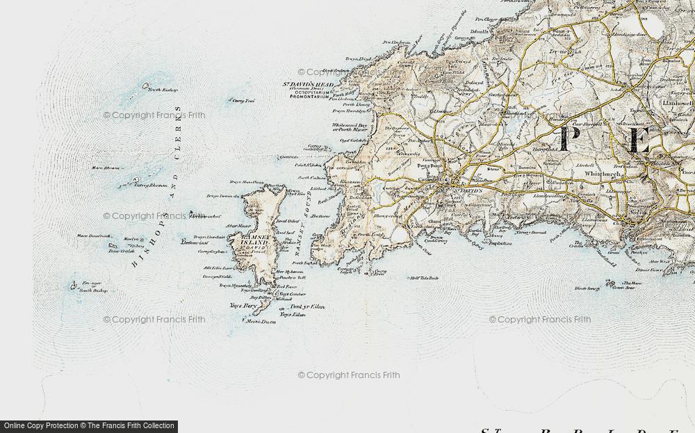 Treginnis, 0-1912