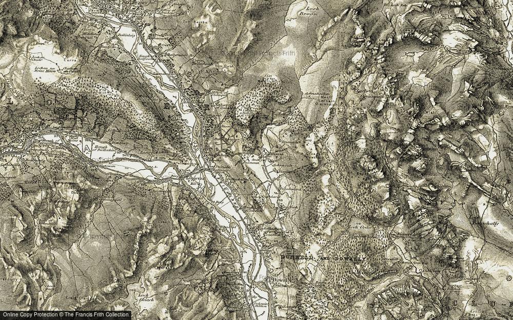 Tulliemet, 1907-1908
