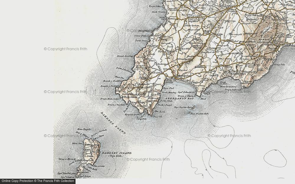 Uwchmynydd, 1903