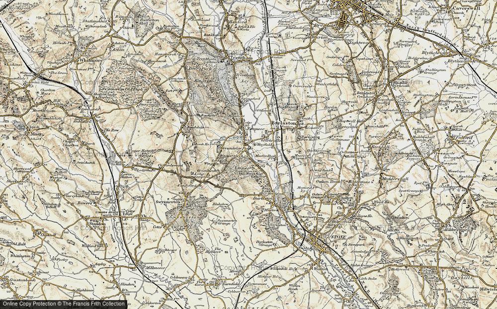 Waggersley, 1902
