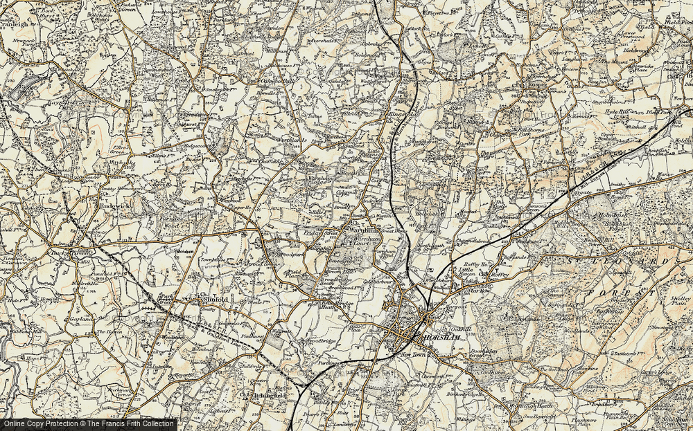 Warnham, 1898