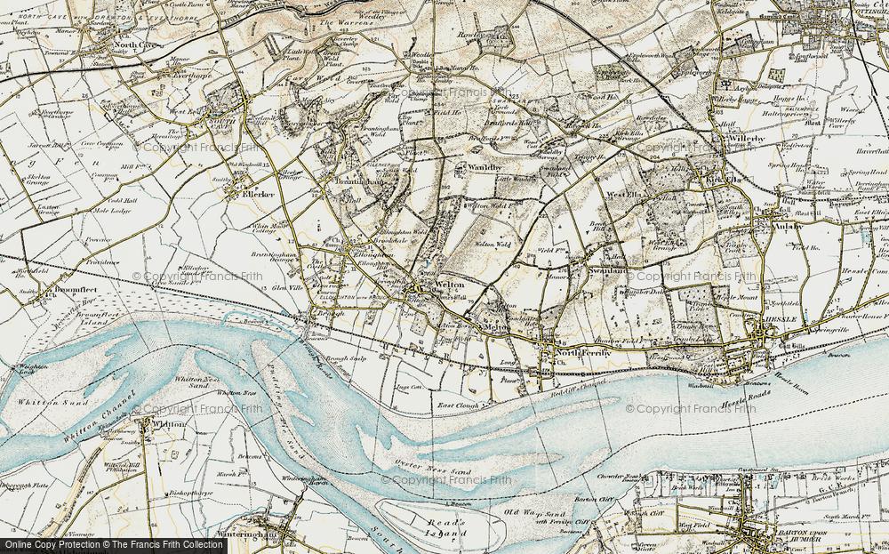 Welton, 1903-1908