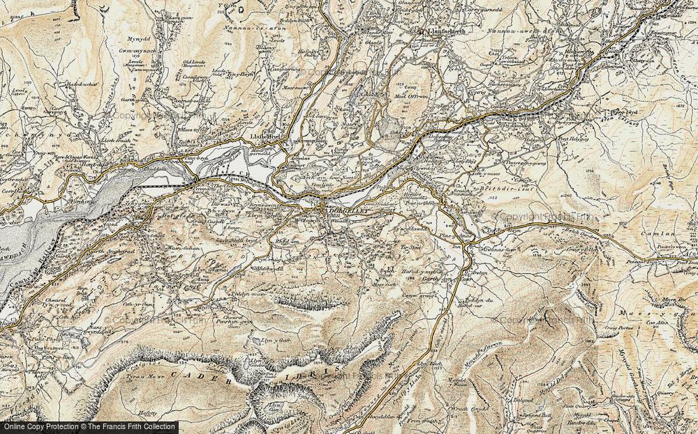 Wenallt, 1902-1903
