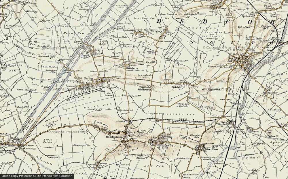 Wentworth, 1901