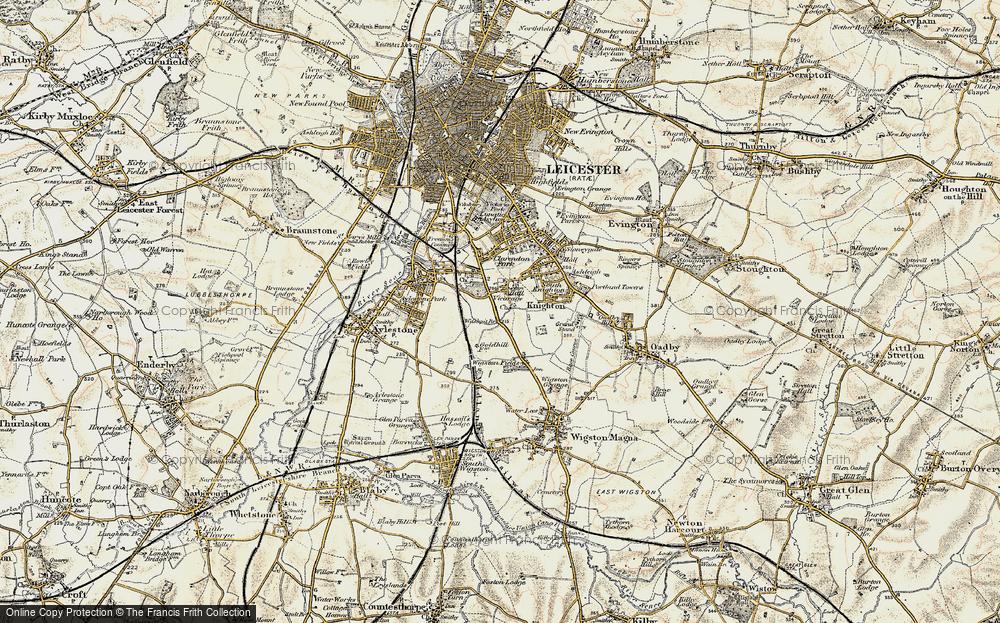 West Knighton, 1901-1903