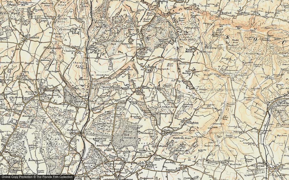 West Marden, 1897-1899