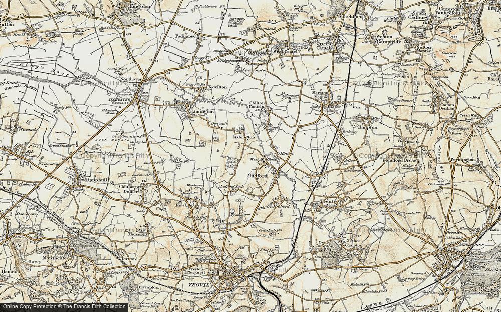 West Mudford, 1899