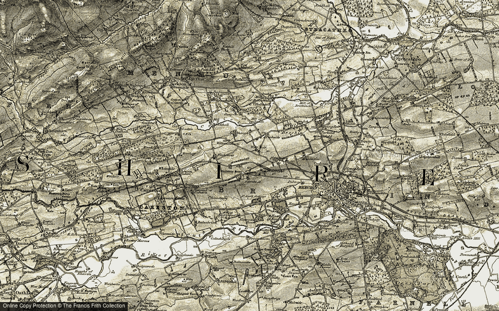 West Muir, 1907-1908