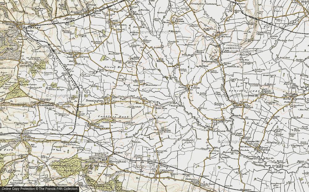 West Ness, 1903-1904