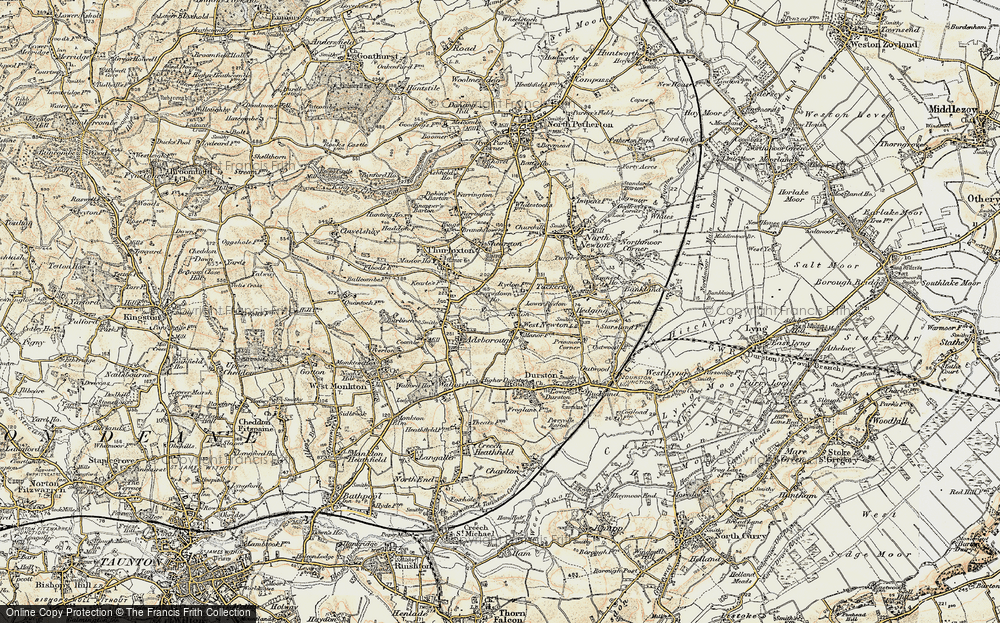 West Newton, 1898-1900