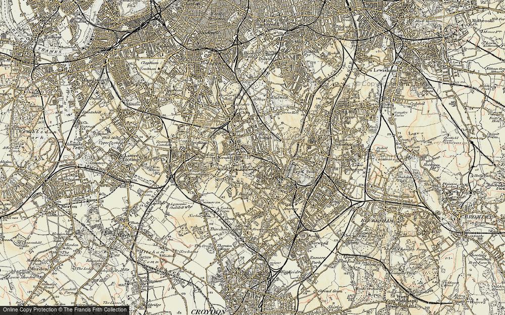 West Norwood, 1897-1902