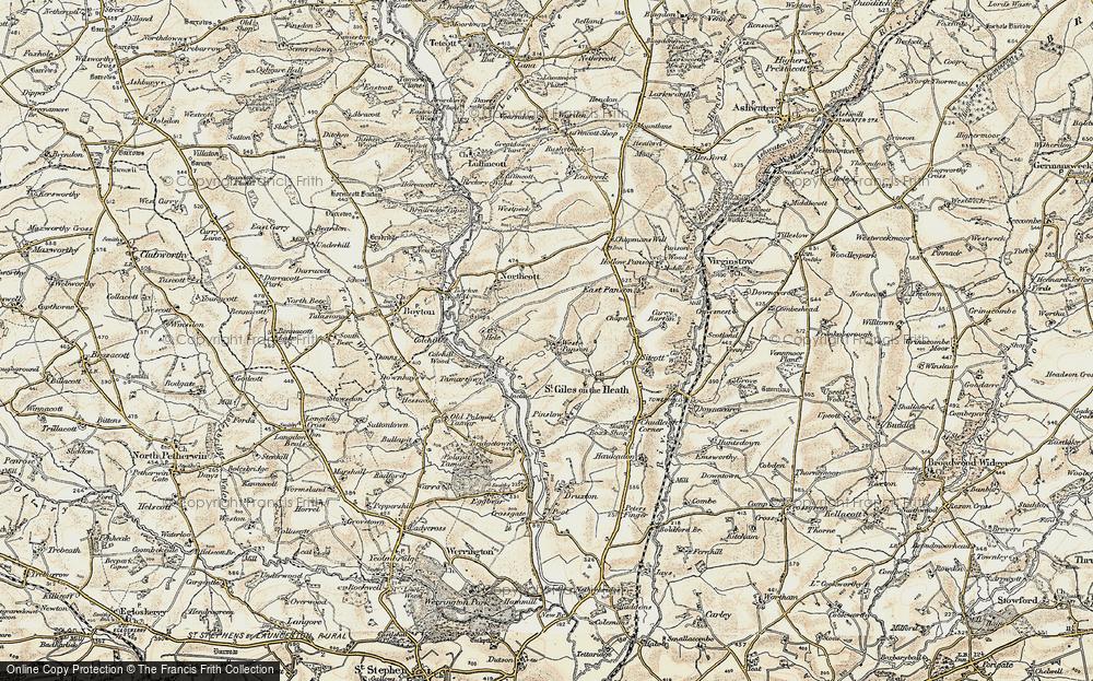 West Panson, 1900