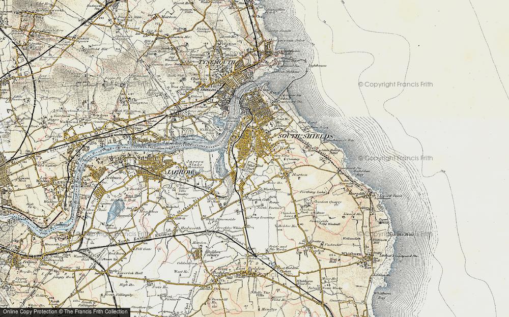 West Park, 1901-1904