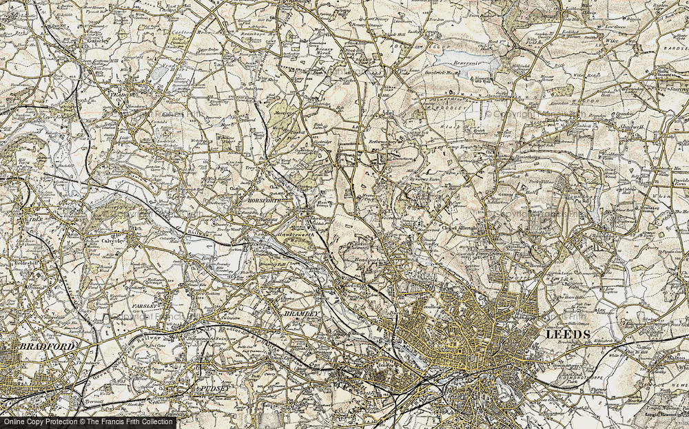 West Park, 1903-1904
