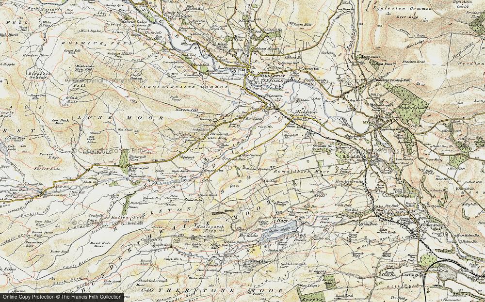 West Pasture, 1903-1904