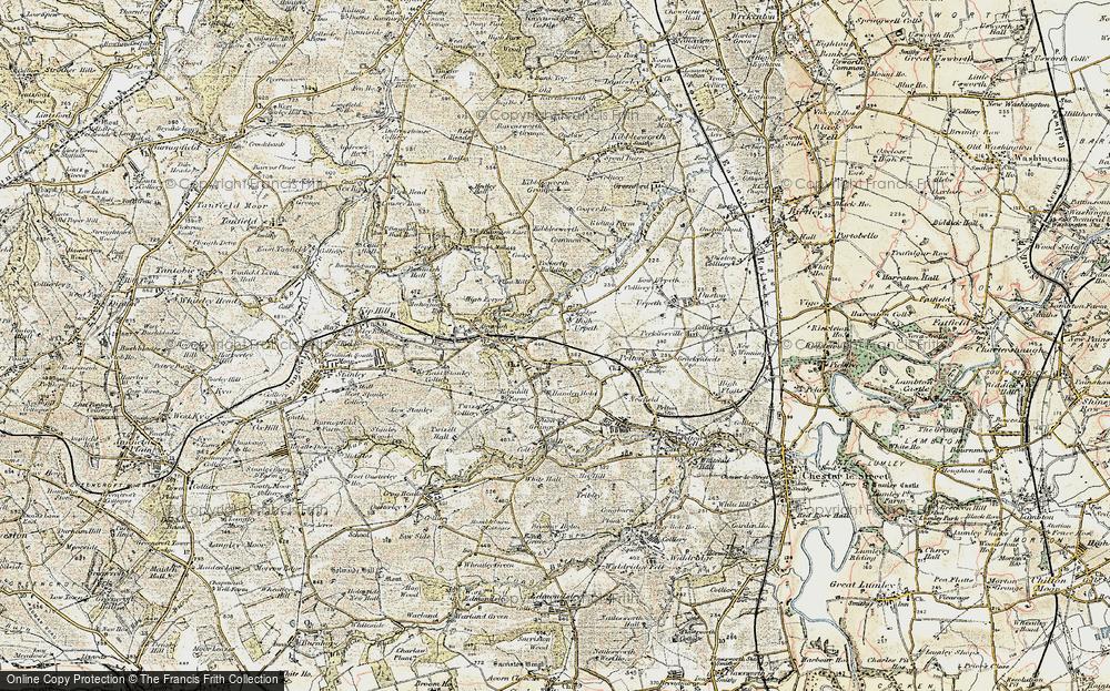 West Pelton, 1901-1904