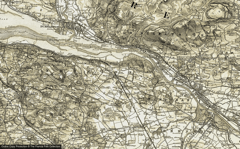 West Porton, 1905-1906