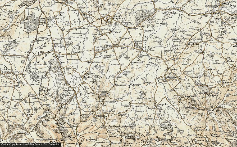 West Pulham, 1899