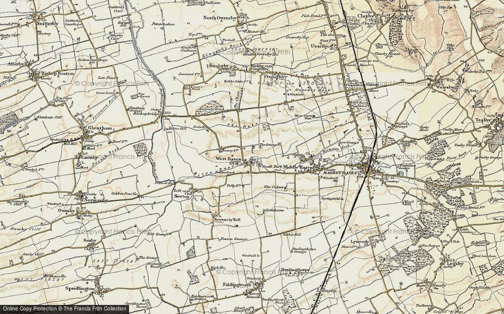 West Rasen, 1903