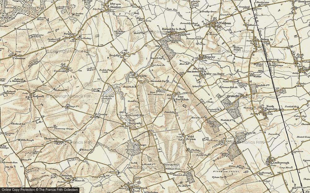 West Ravendale, 1903-1908