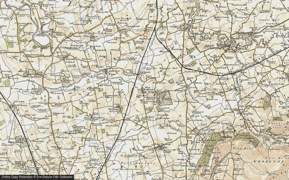 West Rounton, 1903-1904