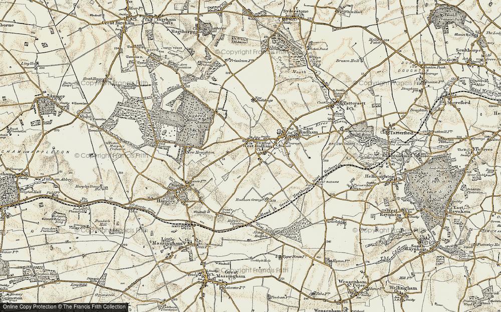 West Rudham, 1901-1902