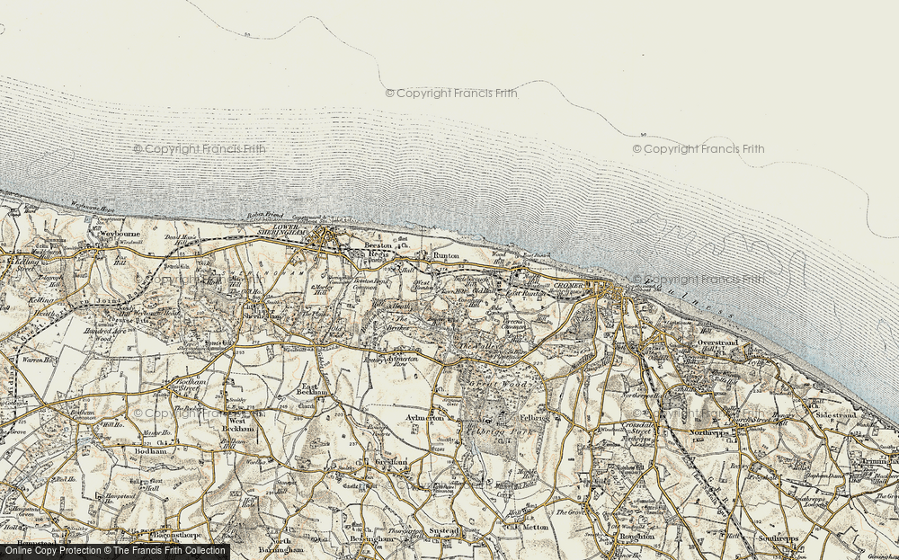 West Runton, 1901-1902