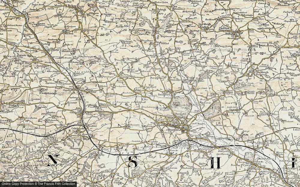 West Sandford, 1899-1900