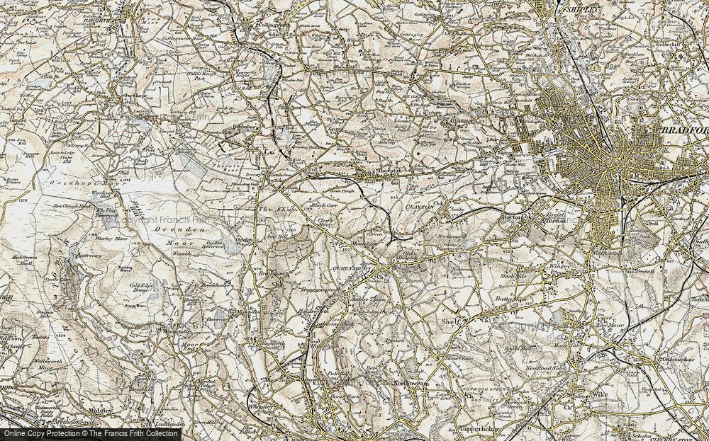 West Scholes, 1903