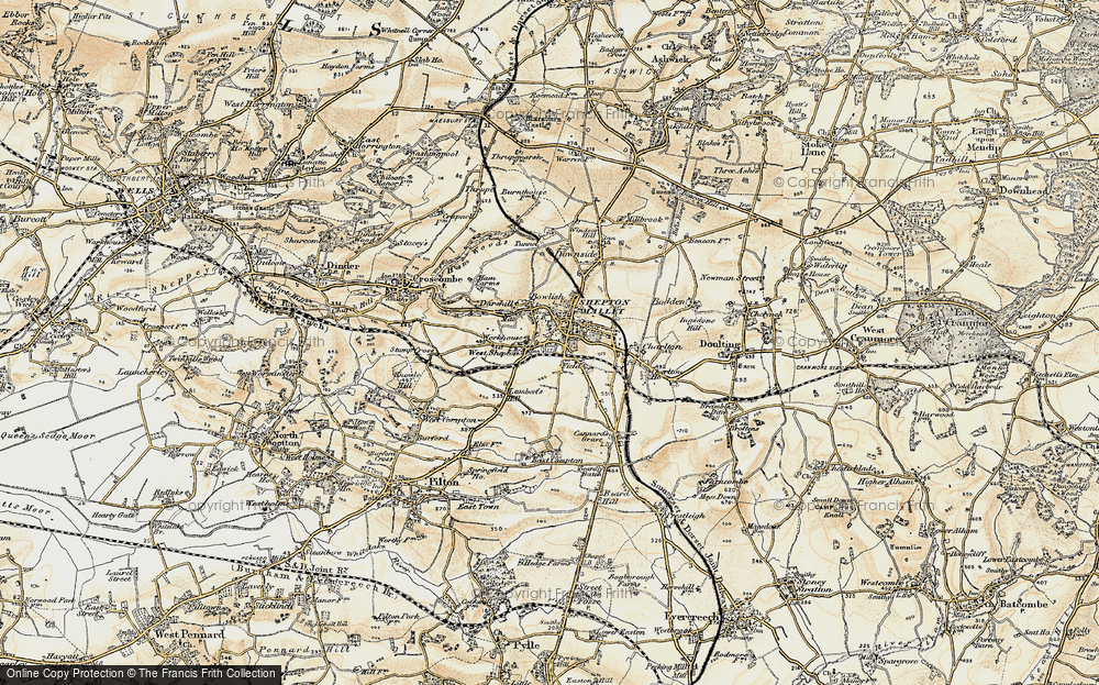 West Shepton, 1899