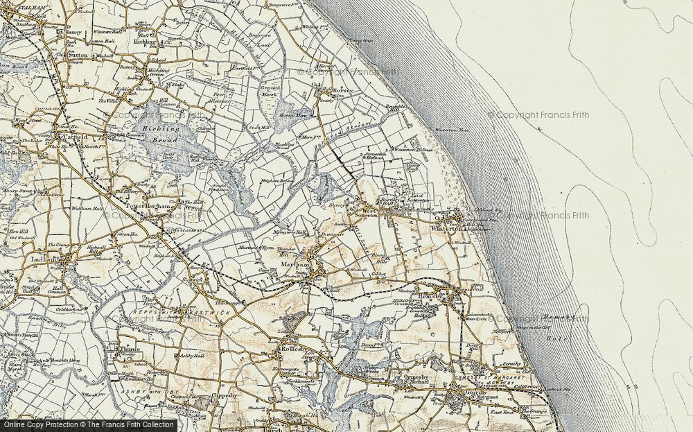 West Somerton, 1901-1902