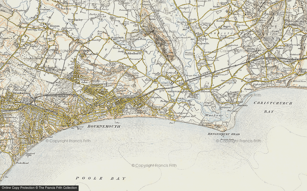 West Southbourne, 1899-1909
