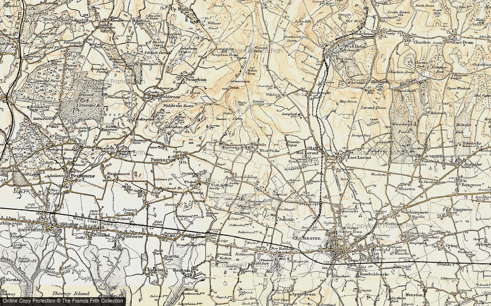 West Stoke, 1897-1899