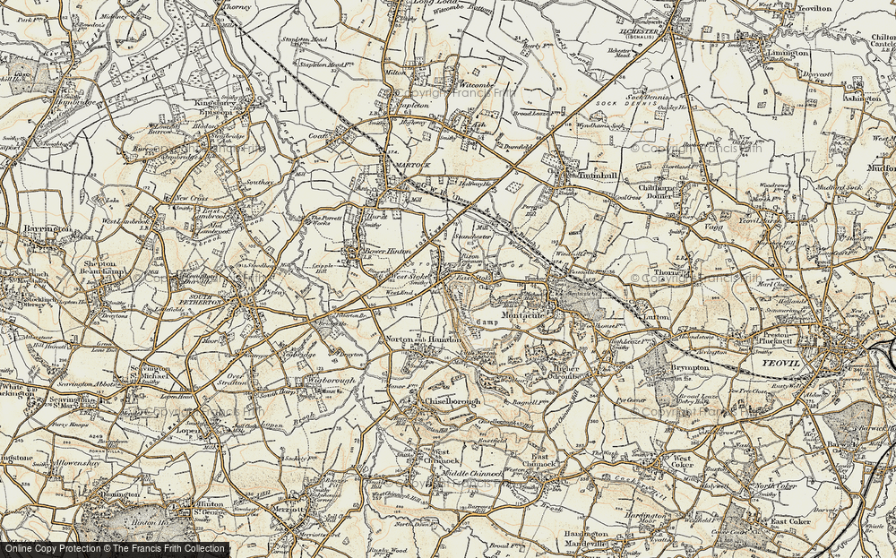 West Stoke, 1898-1900