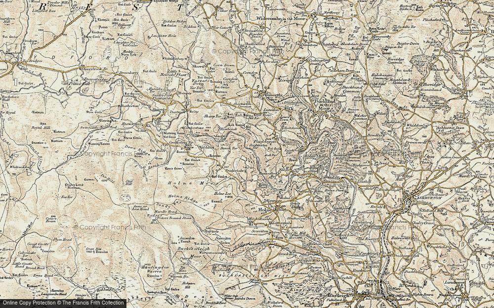 West Stoke, 1899