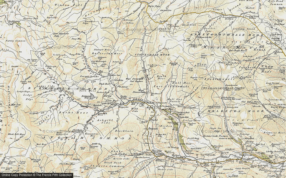 West Stonesdale, 1903-1904