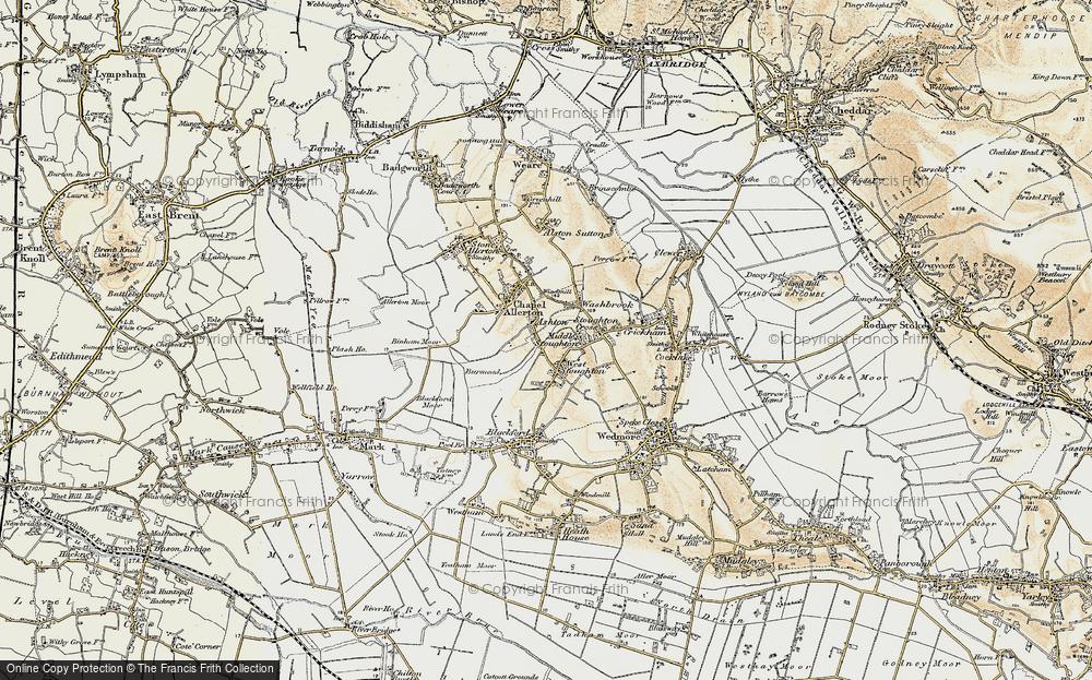 West Stoughton, 1899-1900