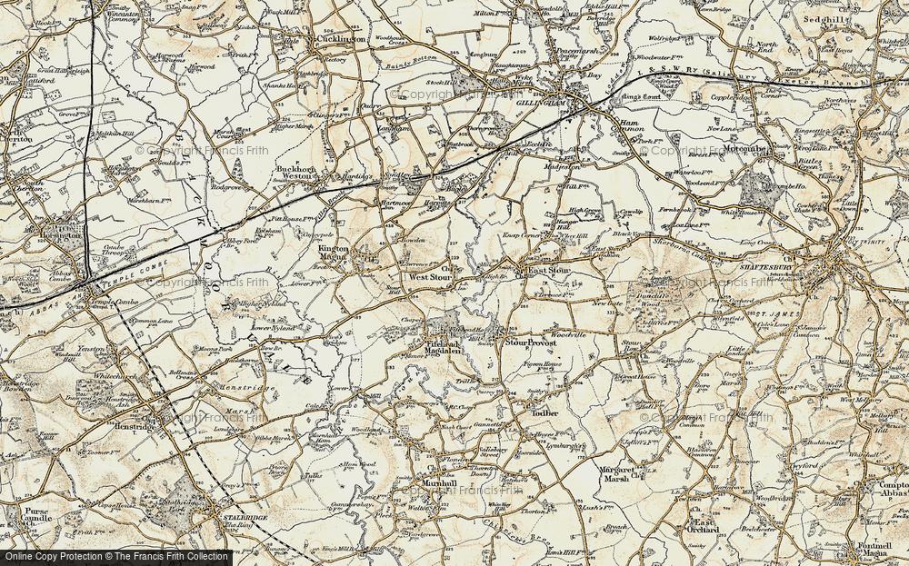 West Stour, 1897-1909