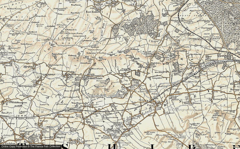 West Stowell, 1897-1899