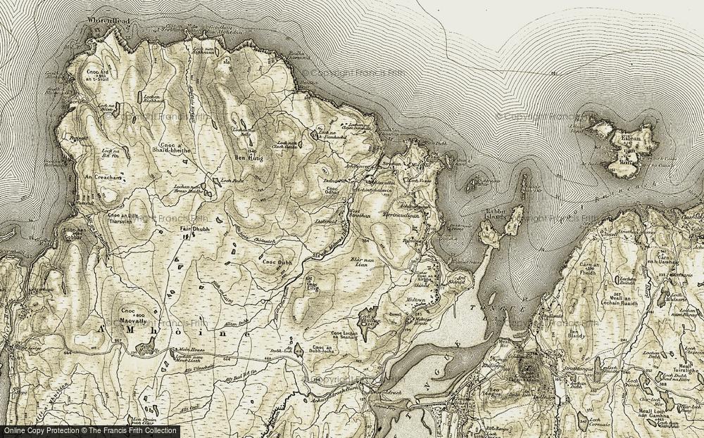 West Strathan, 1910-1912