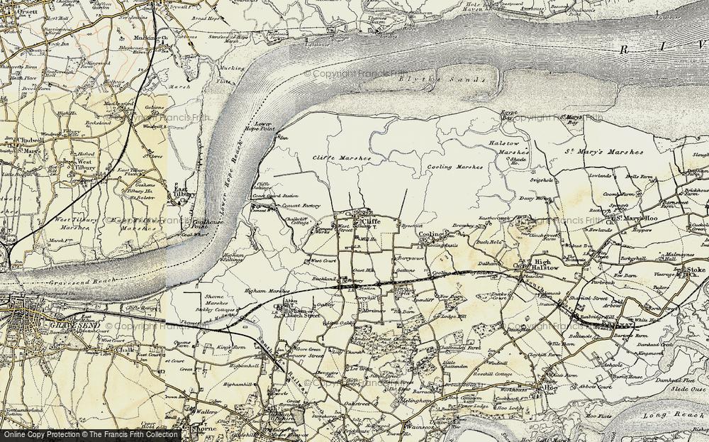 West Street, 1897-1898