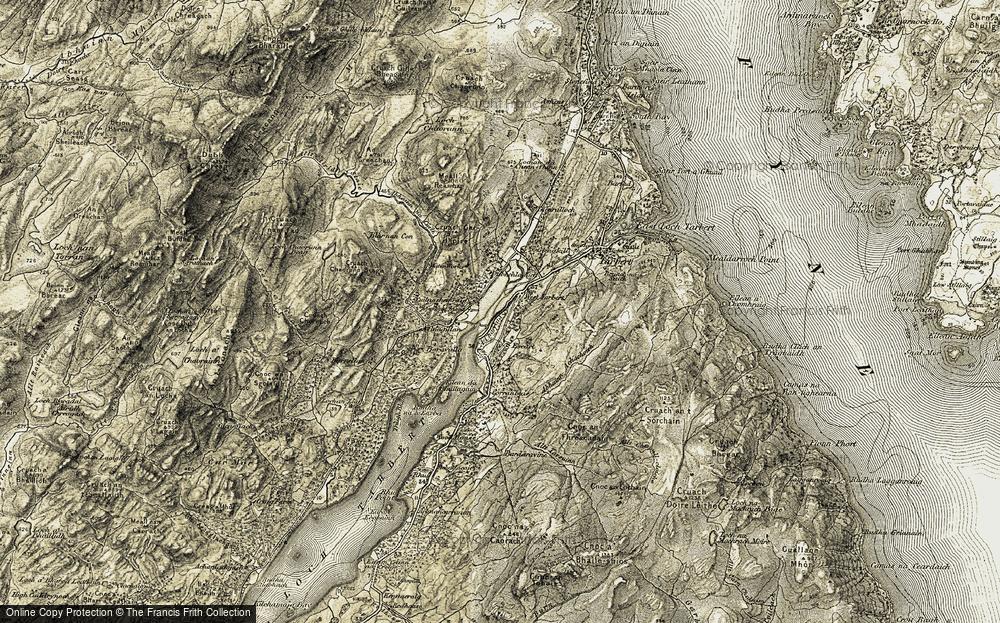 West Tarbert, 1905-1907