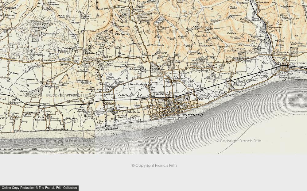 West Tarring, 1898