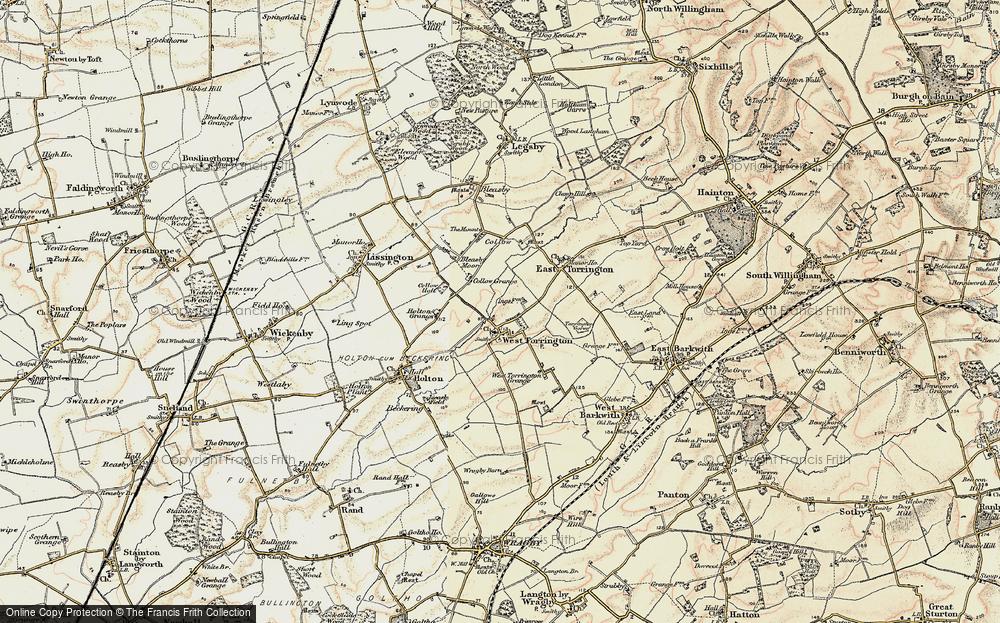 West Torrington, 1902-1903