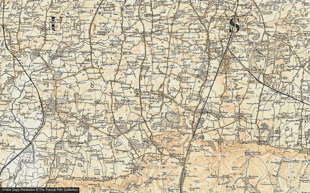 West Town, 1898